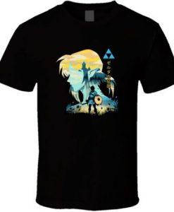Zelda Wild Hero T Shirt