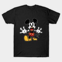 Zombie Mickey Tshirt
