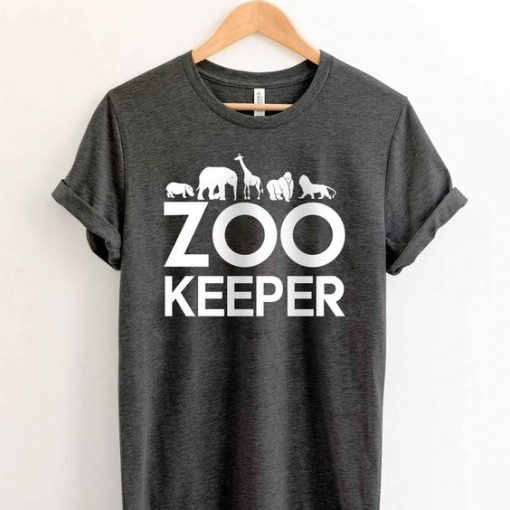 Zoo Keeper Animal T Shirt