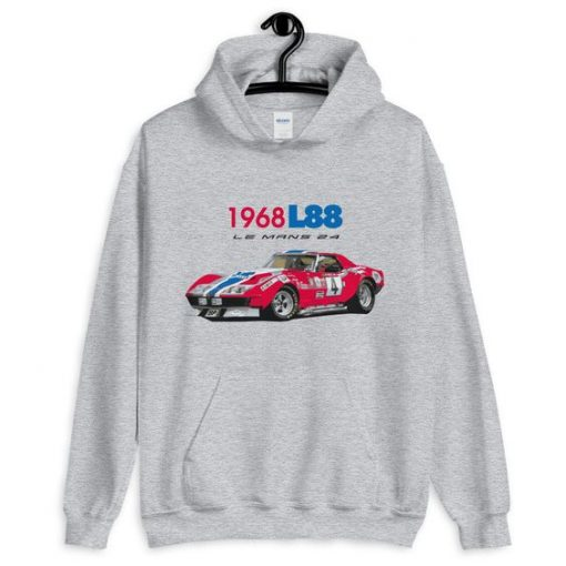 1968 Corvette L88 Hoodie