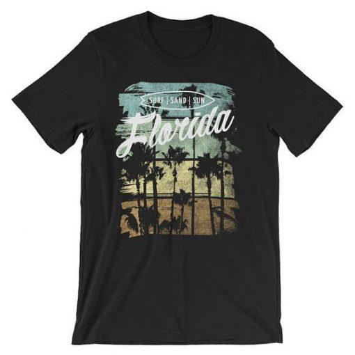 Florida Surf Sand Sun T-Shirt