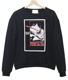Friday The 13th Sweatshirt
