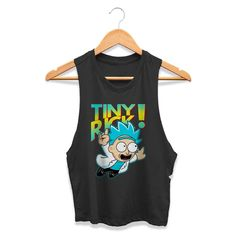 Tiny Rick Fly Tanktop