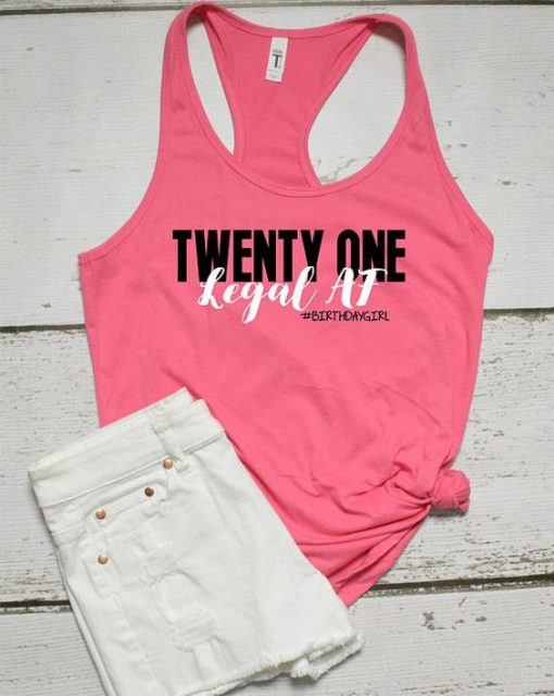 Twenty One Tanktop