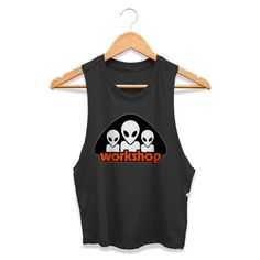 Workshop Alien Tanktop