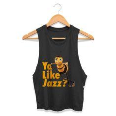 Ya Like Jazz Tanktop