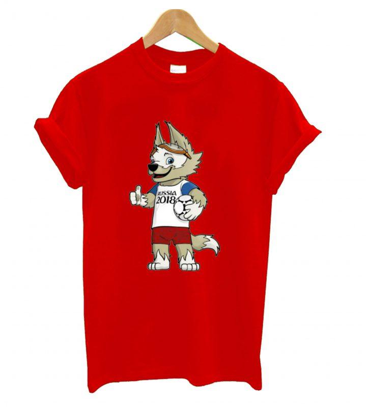 Zabivaka World Cup Russia 2018 T shirt