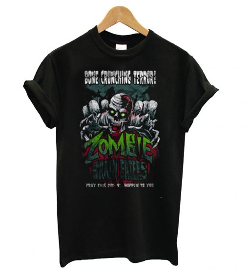 Zombie Brain Eaters T shirt