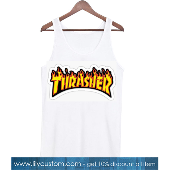 Thrasher TANK TOP