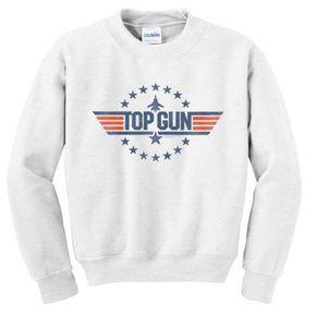 Top Gun Graphic Sweatshirt