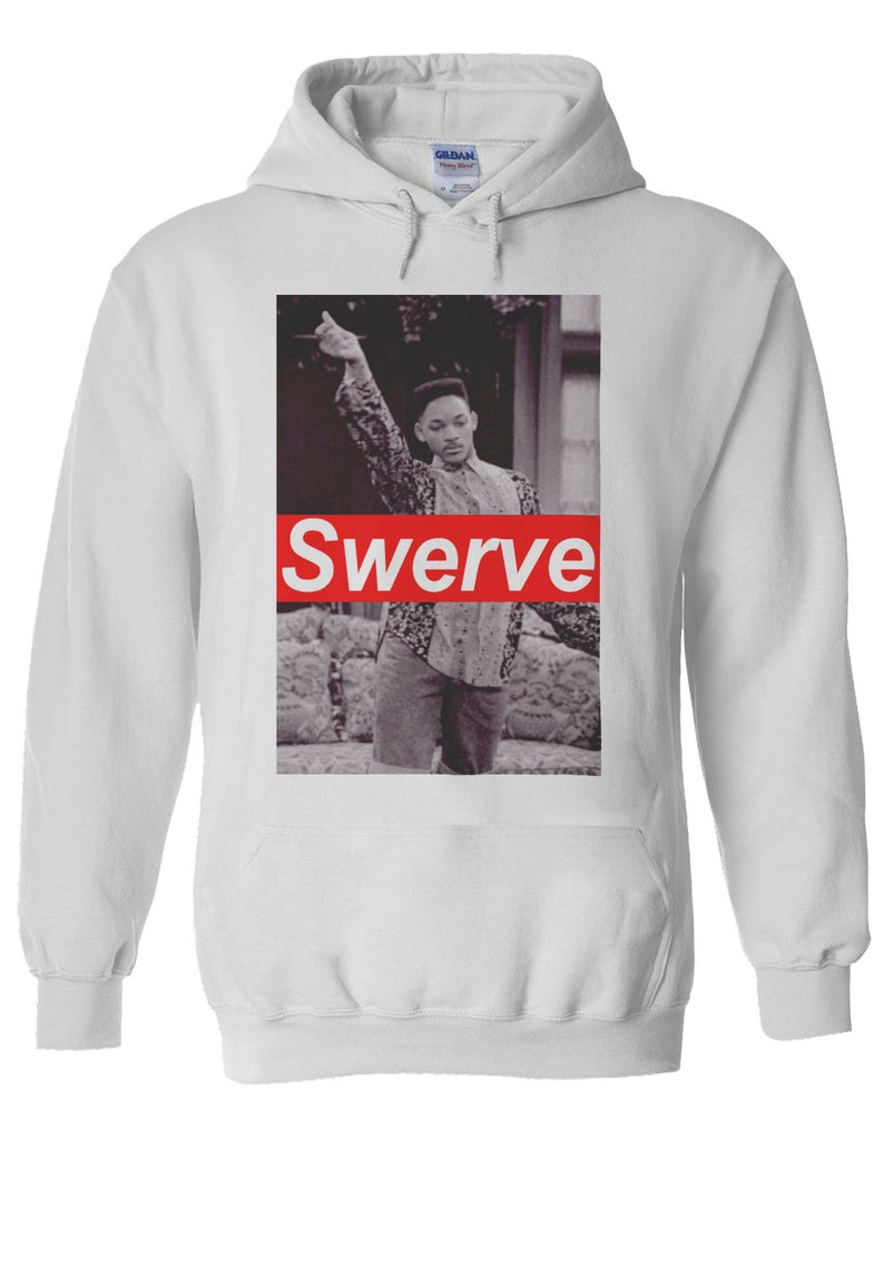 Will Smith Swerve Swag Hoodie NA