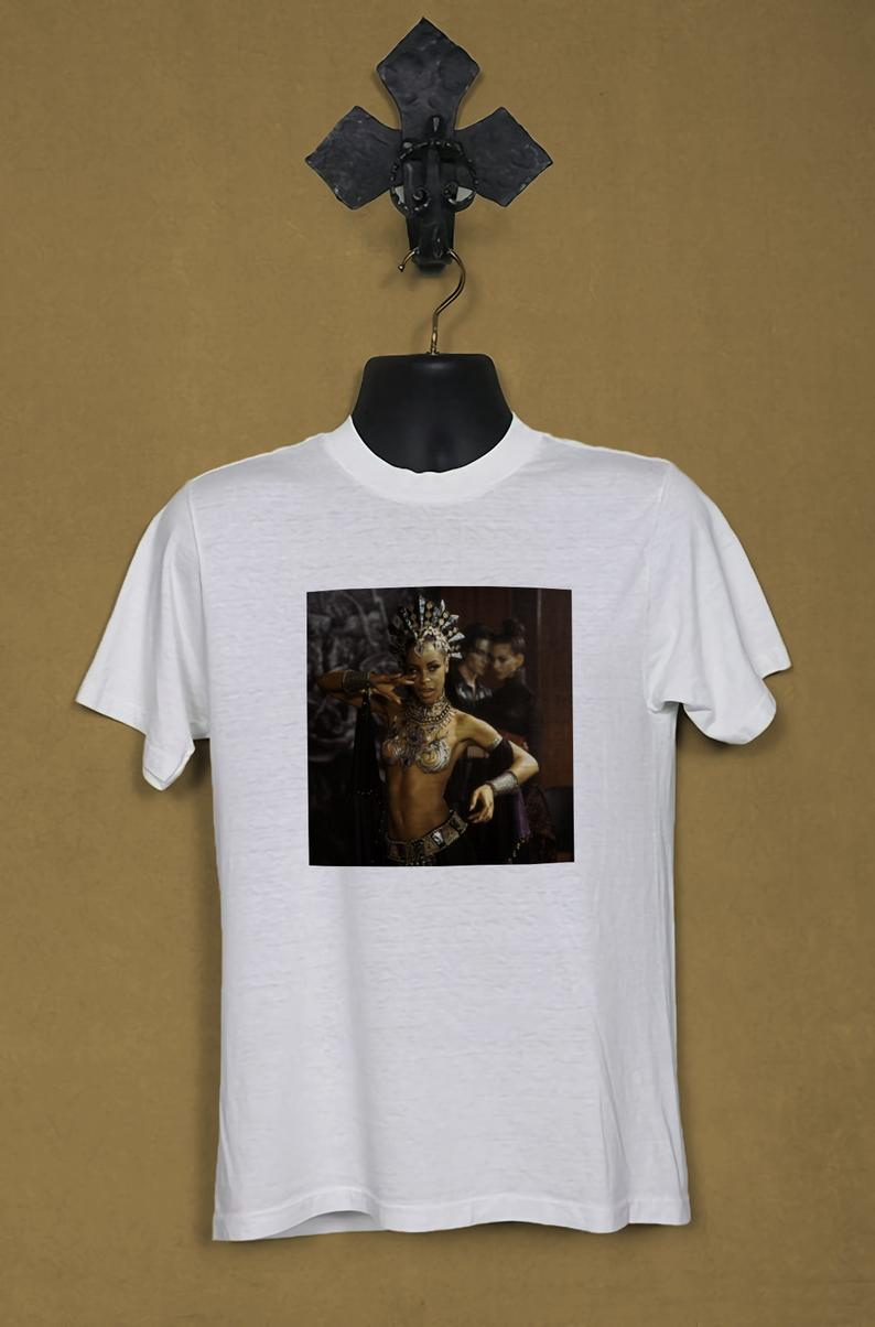 Aaliyah Queen Of The Damned T Shirt Na