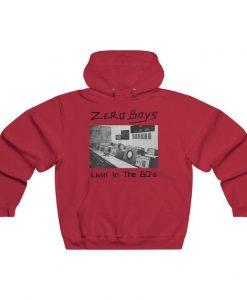 Zero Boys Livin' in the 80's Hoodie NA