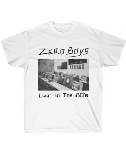 Zero Boys T-Shirt NA