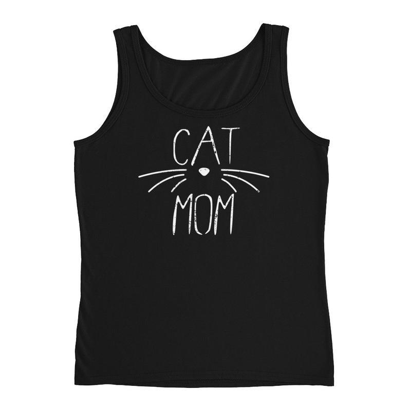 Cat Mom Tank Top NA