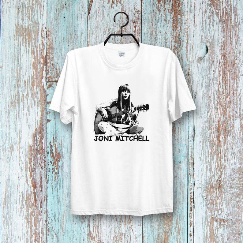 Joni Mitchell Rock t shirt NA