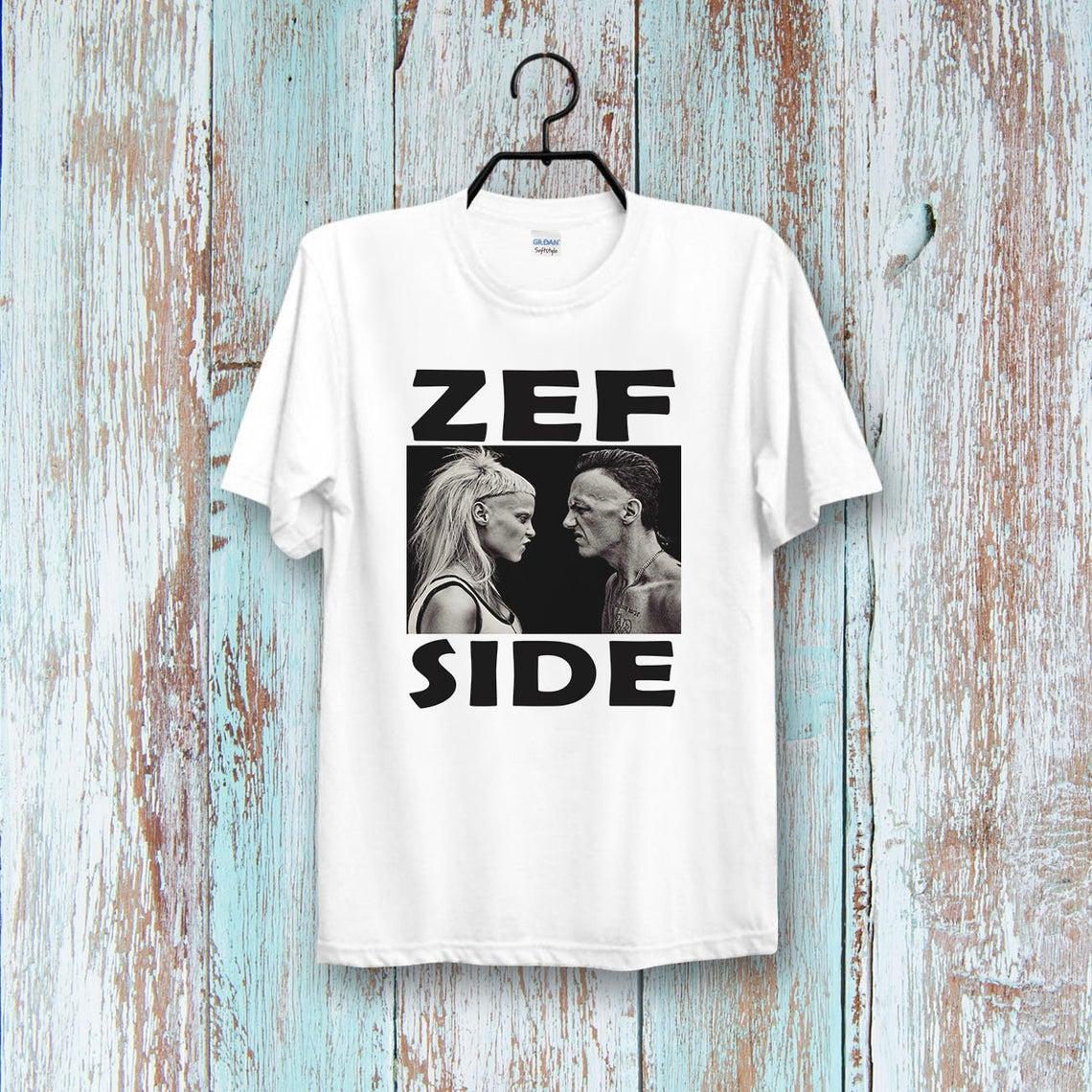 Zef Side Die Antword Ninja Yolandi t shirt NA