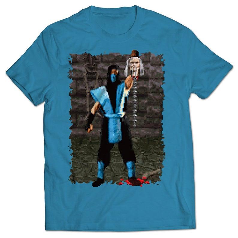 Spine Rip T-shirt NA
