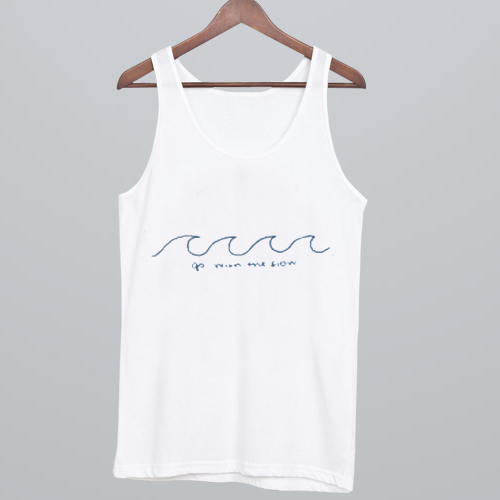 Waves Go with the flow Tank top NA