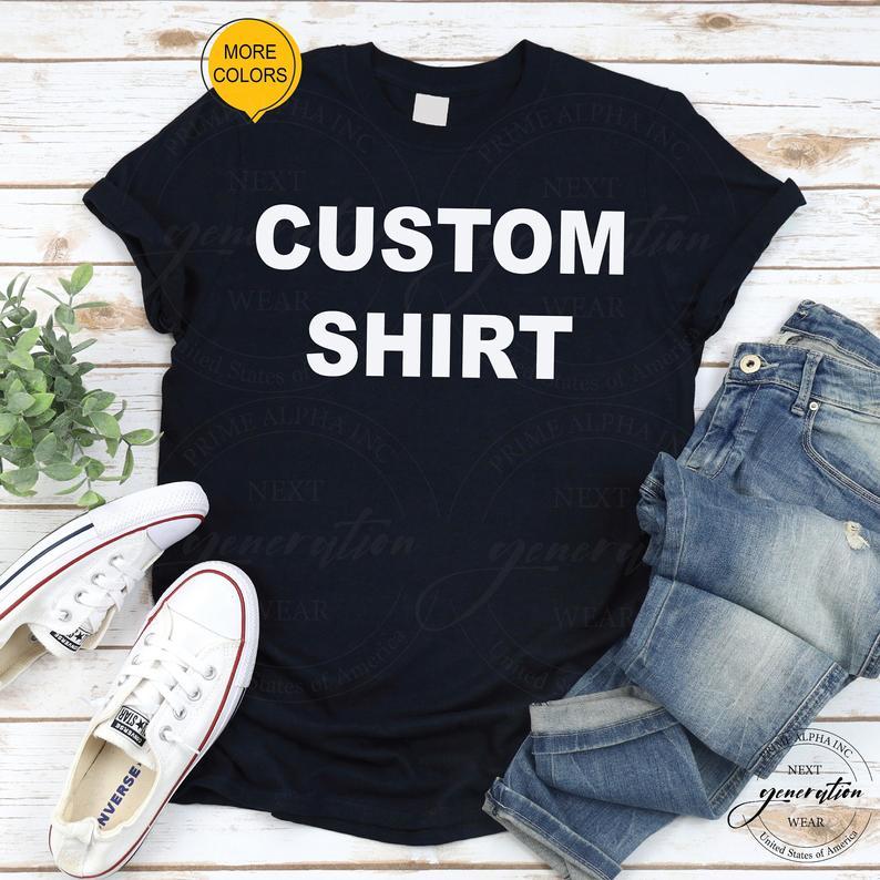 Custom Shirt NA