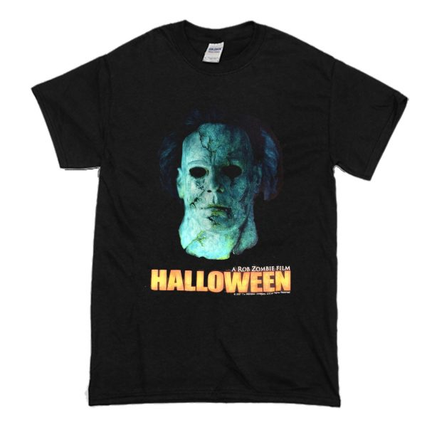 Halloween Rob Zombie Michael Myers T-Shirt NA
