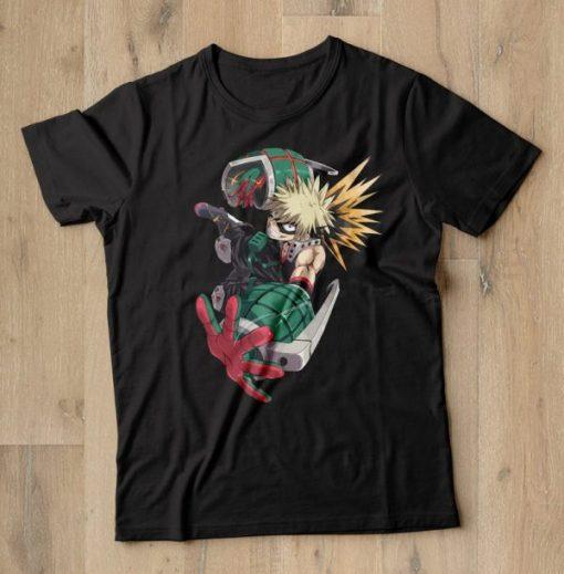 Katsuki Bakugou T-Shirt NA