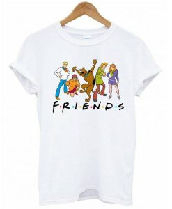 Scooby Doo Friends T-Shirt NA