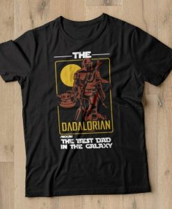 The Dadalorian Father's Day T-Shirt NA